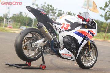 Edan Honda Cbr1000rr Sp Modifikasi Ini Dibanderol Setara Harga 2 Unit Mistubishi Expander Sport Motorplus Online Com