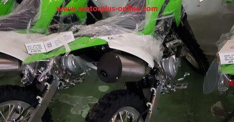 Selain Mesin Lebih Besar, Motor Kawasaki KLX 230 Akan Pakai Teknologi Canggih Ini