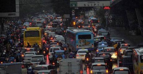 DPR Larang Motor di Jalan Nasional, Kemenhub : Bekasi Jalan Nasional Semua, Pengendara Mau Lewat Mana?