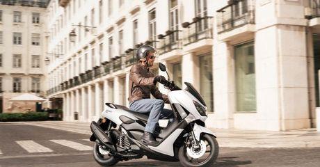 Yamaha NMAX Baru Model 2020 Resmi Meluncur di Eropa, Benarkan Versi Facelift?