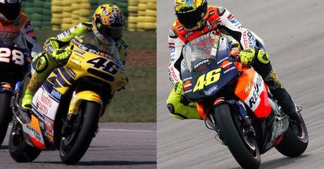 Salahkan Valentino Rossi, Gara-gara Bersikeras Pakai Nomor 46, Siklus Nomor Keramat Ini Pun Terhenti