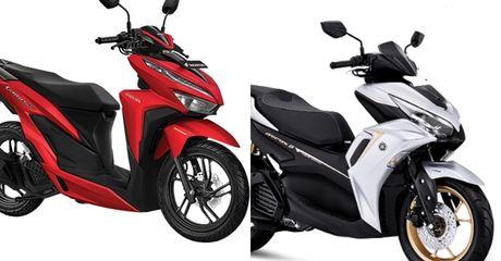 Yamaha All New Aerox 155 Vs Honda Vario 150 Adu Fitur, Lebih Canggih dan Murah Mana Nih, Bikin Penasaran
