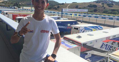 Hasil FP2 Moto3 Italia 2019, Kalahkan Murid Rossi, Gerry Salim Naik 3 Posisi