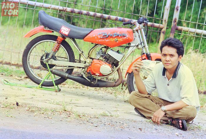 Cak Doel dari Surabaya Motor