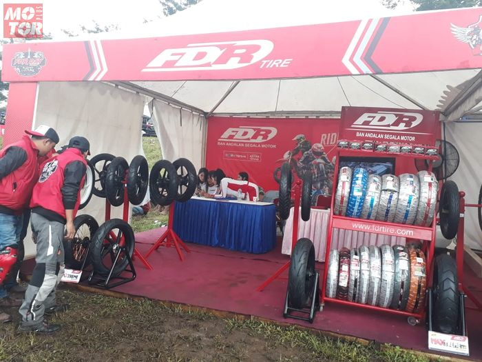 Booth FDR di FDR Day 2019