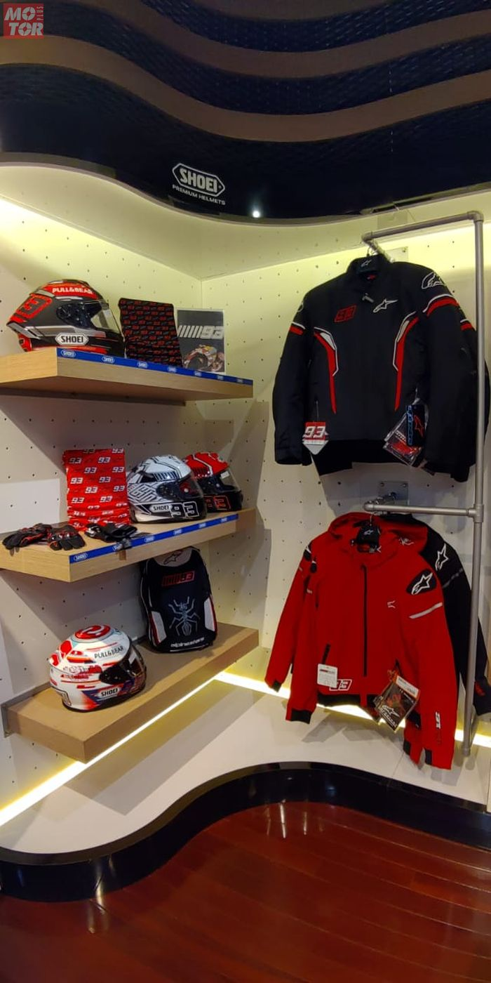 Apparel Alpinestars Edisi MM93