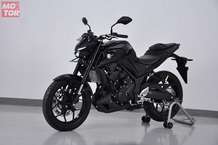 Yamaha MT-25 2020