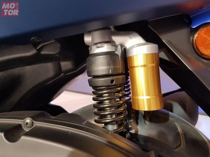Sokbreker Yamaha All New NMAX tipe tertinggi Y-Connect ABS TCS bisa disetting atau disetel