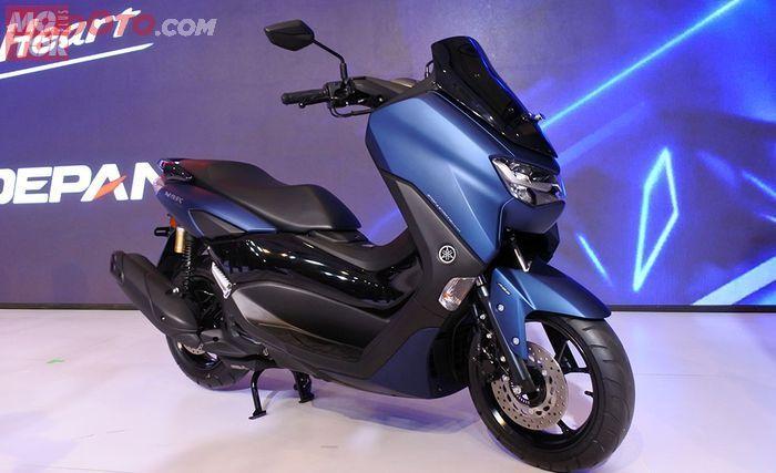 Harga Yamaha All New NMAX Connected/ABS sudah terungkap, lebih murah mana dari pesaingnya?