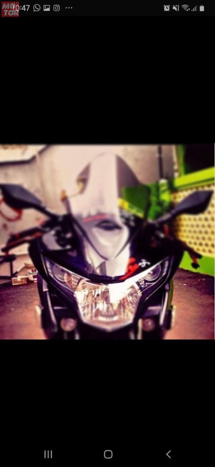 Wajah Honda CBR 150 Facelift