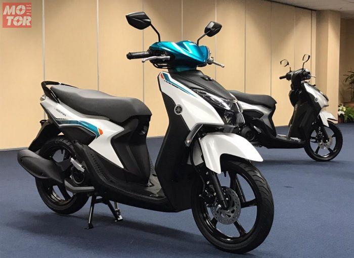 Motor matic baru Yamaha Gear 125