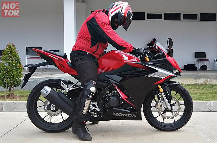 Impresi Motor Honda CBR150R 2021, Cocok Buat Pertama Naik ...