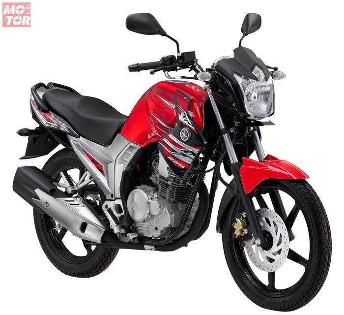 Yamaha New Scorpio Z