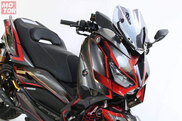 Yamaha XMAX 250 Transformers Meydi Speed