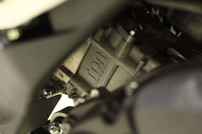 Paket bore up TDR harian untuk Yamaha Lexi