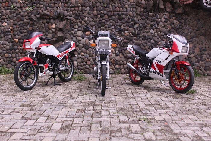 Yamaha RX-Z & RZR Series