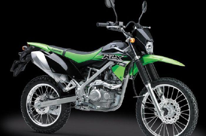 Kawasaki KLX 150 bukan yang akan launching hari ini