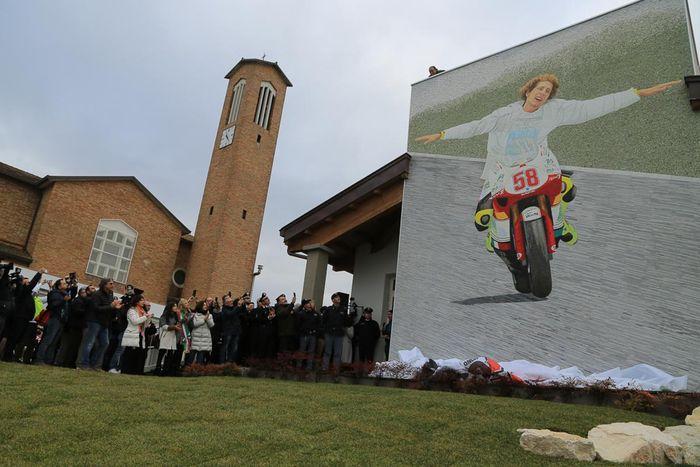 Nomor 58 mendiang Marco Simoncelli juga 'dilarang' dipakai di MotoGP