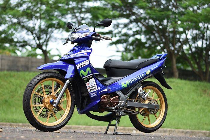 Curhatan Penggila Motor 2 Tak Yamaha 125z Termasuk Spesies