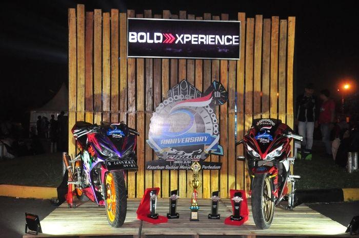 Aniversary CBR Club Indonesia (CCI) Region Bekasi ke-5