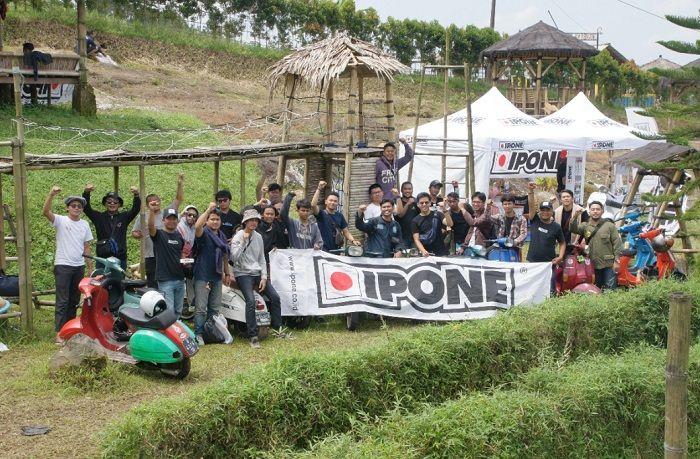 Event Vescation 4 All yang berlangsung pada 20- 21 April 2019 yang berlokasi di Caub, Baturaden, Jawa Tengah.