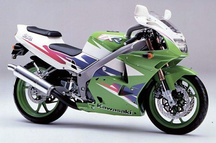 Basic mesinnya kemungkinan dari Kawasaki ZX-2R