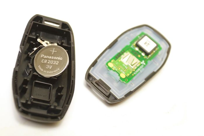 Baterai keyless Suzuki GSX-R150