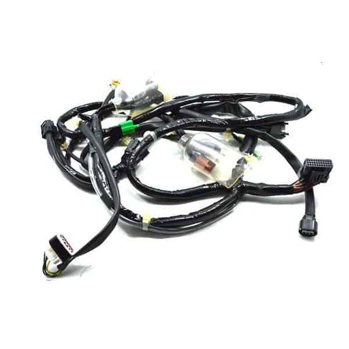 Ilustrasi kabel bodi motor