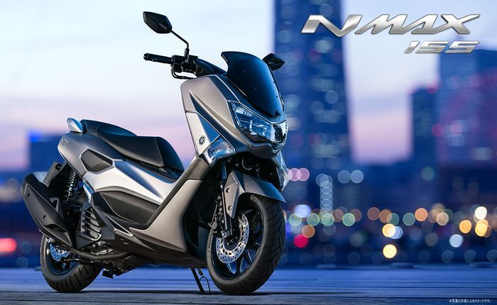 Yamaha NMAX 155 yang dijual di Jepang