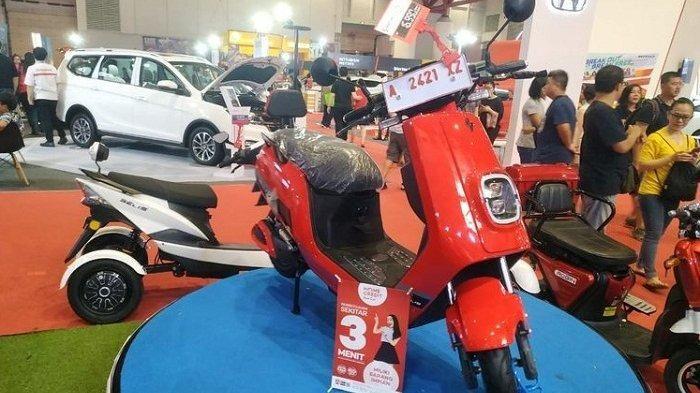 Motor listrik Selis E-MAX