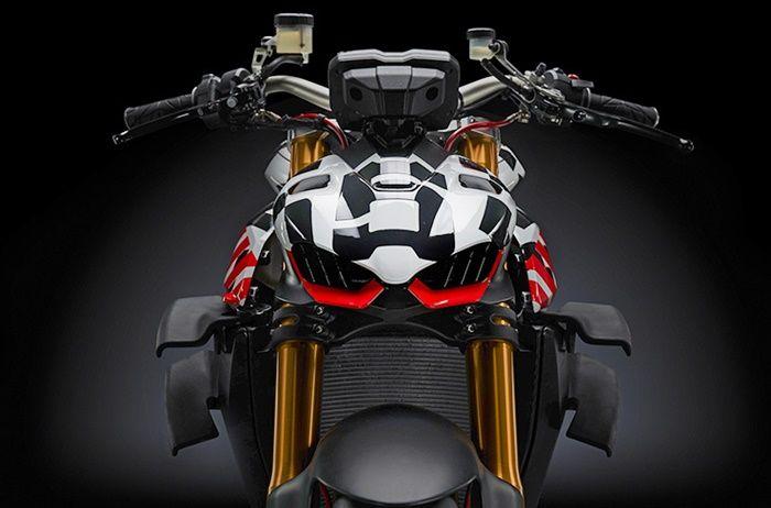 Ducati Streetfighter V4 punya winglet