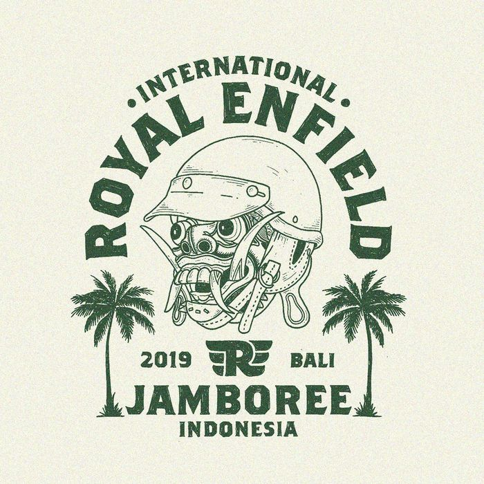 Poster International Royal Enfield Jamboree 2019