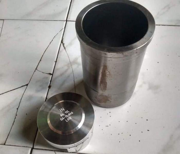 Mengandalkan boring diesel diameter luar 94 mm untuk kupingan, dimasukin seher 84 mm