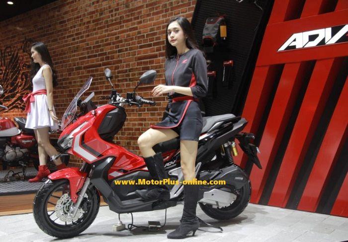 Honda X-ADV 150 berubah namanya jadi Honda ADV 150.
