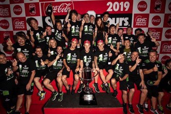 Kawasaki akhirnya ditetapkan jadi juara Suzuka 8 Hours 2019 penantian 26 tahun lalmanya setelah terakhir juara 1993
