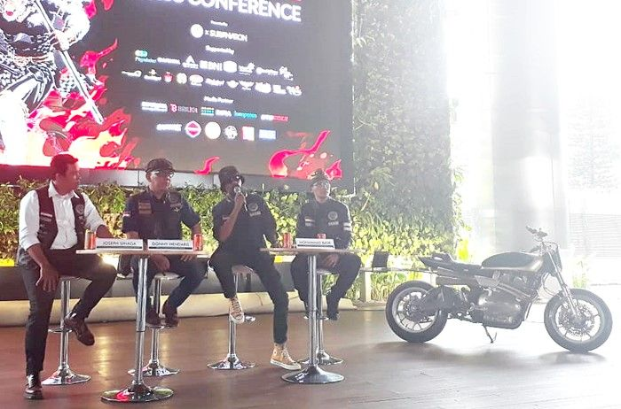 Royal Enfield Riders Indonesia siap senggelarakan event internasional
