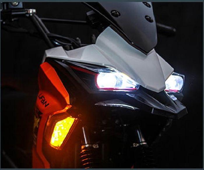 Headlamp Lifan ADV125