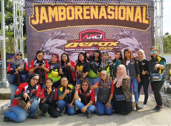 Jamnas ARCI di Bandung, Jabar.