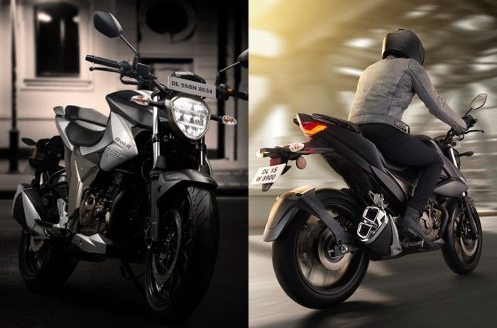 Suzuki Gixxer 250 menambah seru pasar motor naked