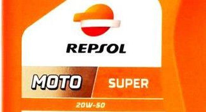 Pelumas Repsol mengikuti permintaan atau rekomendasi pabrik motor