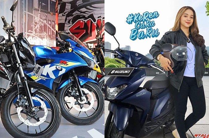 Suzuki Indonesia siap ramaikan OTOBURSA Tumplek Blek