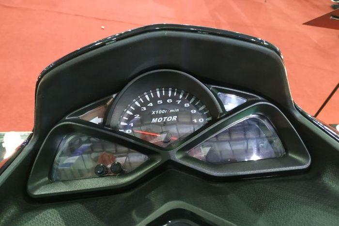Panel spidometer