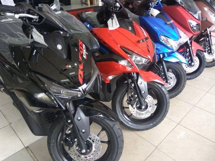 Dealer Yamaha Abadi Motor