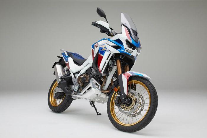 Mesin Honda Africa Twin 2020 naik 86 cc