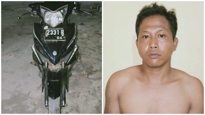 Kasus pencurian motor kembali berhasil diungkap jajaran Kepolisian di wilayah hukum Polres Kutim, Kalimantan Timur. Kali ini peristiwa pencurian terjadi di Desa Benua Baru Ilir, Kecamatan Sangkulirang, Rabu (25/9/2019) sore kemarin.