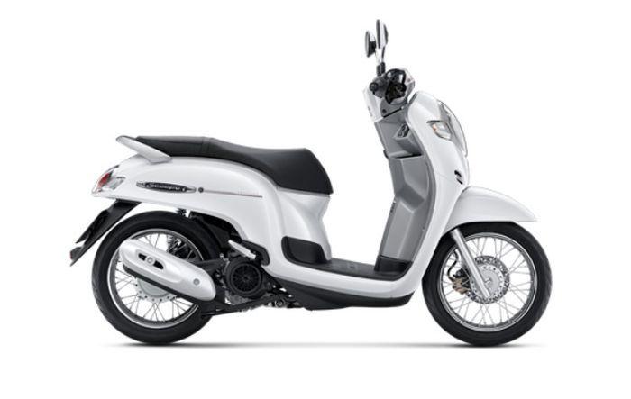 Baru Diluncurkan Honda Scoopy Urban Team Harga Lebih Murah Dengan Pelek Jari Jari Semua Halaman Motor Plus Iain Parepare Media
