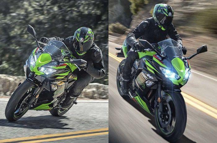 Motorplus-online lihat desain Ninja 650 2020 mirip Kawasaki Ninja 250