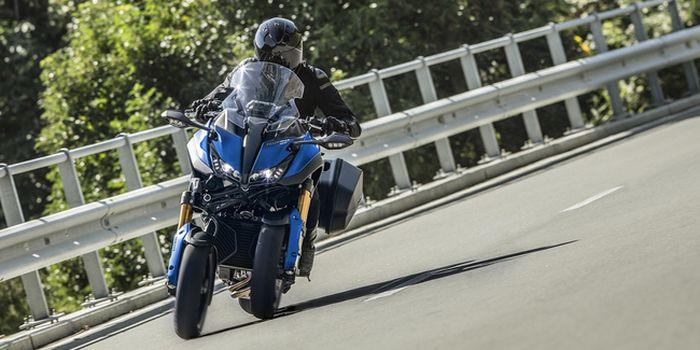 Yamaha NIKEN GT, berbasis mesin NIKEN 850 cc diperkenalkan pada ajang Tokyo Motor Show