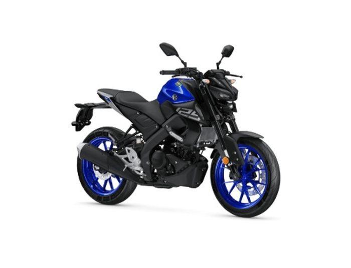 Yamaha MT-125 Icon Blue
