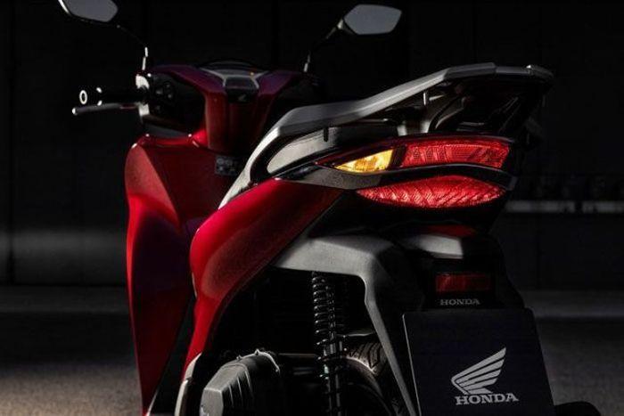 Honda SH125i 2020, hadir dengan berbagai penyegaran dan juga upgrade pada sisi mesin dan fitur